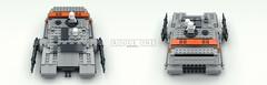 {Rogue One} Imperial Hover Tank (Bricks Addiction) Tags: starwars lego legostarwars rogueone