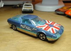 Majorette 221 Bertone Camargue 1974-1981 (mustonen.matias) Tags: car toy model 200 series majorette diecast