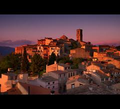 Sunset in La Figuera (EddyB) Tags: sunset atardecer europa europe fuji village pueblo catalonia catalunya fujinon catalua eddyb xt1 lafiguera labandadelcharco xf1855f284mm