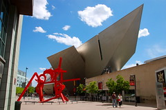 Denver Art Museum (quiggyt4) Tags: bear street sculpture horse mountains west art architecture rockies greek cow opera colorado theater streetlamp cityhall library capital arts lion cell rocky denver moo historic clocktower greece capitol conventioncenter publicart 16thstreet amphitheater donaldtrump lightrail libeskind trump broncos bovine streetscape civiccenter denverco coorsfield denvernuggets avalanche denverpubliclibrary coloradorockies denverbroncos citybeautiful counterterrorism coloradoavalanche ows larimersquare occupy occupywallstreet