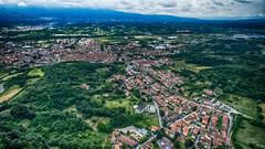 Montevarchi/Pestello Aerea HDR 300 (Sdroneggiando) Tags: primavera landscape spring montevarchi tuscany phantom toscana landschaft hdr arezzo aerea valdarno drone dji pestello toascana frhling