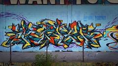 Sketch in Stuttgart (Crazy Mister Sketch) Tags: street trip streetart art wall germany painting deutschland graffiti sketch crazy artwork freestyle tour stuttgart letters tags spot production mister spraypaint walls lettering piece dingo wildstyle spraycans kaldea stylewriting