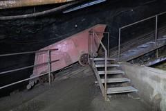 Gonzen Mine - Military Path (Kecko) Tags: underground geotagged army schweiz switzerland europe mine suisse swiss military kecko ostschweiz tunnel sg svizzera armee militr stollen 2016 militaer sargans bergwerk vild gonzen trbbach swissphoto bremsberg wartau geo:lat=47073190 geo:lon=9448650 gonzenbergwerk