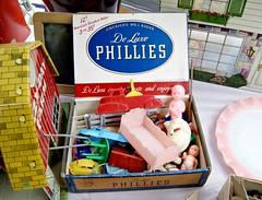 vintage plastic toys (holiday_jenny) Tags: park sea vintage spring nj historic og asbury antiques jerseyshore fleamarket oceangrove 2016 tenthouses