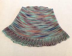 Waveland shawlette (plexippa) Tags: wraps fo shawlette ravelry