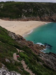 Echo beach (blueP739) Tags: cornwall pussy echobeach porthcurno fiberopticcable submarinecable marthamuffins