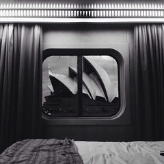 Cruising (kristydonnellyphoto) Tags: ocean cruise holiday water landscape fun boat cool harbour unique sydney bnw naturalframing