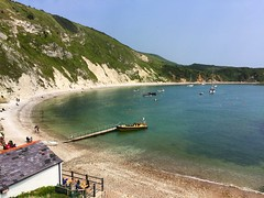 Lulworth Cove (Marc Sayce) Tags: purbeck dorset cove lulworth bay swcp south west coast path