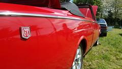 FORD GT. (suki5150) Tags: england classic ford austin buick jaguar morrisminor audi landrover classiccars carshow alvis rootes claremontfarmcars fordcorsair1966