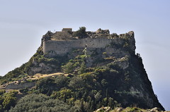 Corfu, Castel San Angelo (Angelokastro) (nikosgr) Tags: castle nature landscape stonework hill medieval historic greece corfu fortress byzantine castelsanangelo angelokastro   nikonphotography     nikon7000