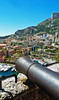 Canon over Monaco at the Royal Palace (travelmag.com) Tags: sea mountains port canon mediterranean royal palace monaco princespalace