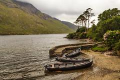 Boats on Lough Corrib 166 of 365 (3) (bleedenm) Tags: explor spring westernireland 2016 loughcorrib water lake boats connemara ireland