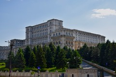 The Heaviest Building in the World (y entonces) Tags: romania bucharest casapoporului palaceoftheparliament