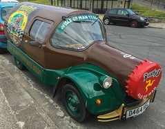 The answer to drinking and driving, Isle of Man (Pitheadgear) Tags: cars beer transport ale vehicles vans ales isleofman realale specials customcars customisation breweries customvans bushys iphone6plus