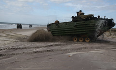 150413-M-IW640-119 (ijohnson15) Tags: beach training us unitedstates northcarolina assault operations marines amphibious unit camplejeune onslow lejeune jointoperations