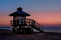 Torre 186.-  Tower 186. ( Sunny Isles Beach ) (frankolayag) Tags: paisajes florida colores arena atardeceres playas estadosunidos caribe marazul sunnyislesbeach nikond5300 frankolaya