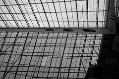 lines and circles (DoubleE87) Tags: white black lines fuji noiretblanc circles minimal architcture architektur fujifilm schwarz abstrakt linien weis kreise xt1 funjinon xf23f14 xf23