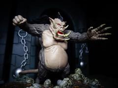 Nalfeshnee Demon (ridureyu1) Tags: toy toys actionfigure rpg dungeonsanddragons demon dd dungeonsdragons roleplayinggame abyss arneson tsr wizardsofthecoast wotc toyphotography gygax tanarii nalfeshnee sonycybershotsonycybershotdscw690