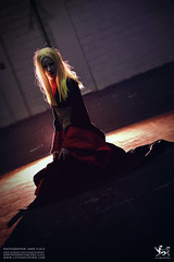 DSCF6698 - EDIT (Cat&Crown) Tags: london expo cosplay dante naruto comicon excel scythe mcm akatsuki cetre hidan