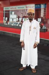 Hamad (jeffcbowen) Tags: africa street portrait toronto tanzania stranger hamad