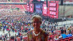 Vorfreude (Ulrike Parnow) Tags: kln brings silberhochzeit rheinenergiestadion jubilumskonzert 25jahre