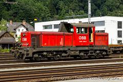 2068 009-6 (Thomas Naas Photography) Tags: austria feldkirch sterreich diesel outdoor eisenbahn zug railways bb fahrzeug lokomotive vorarlberg dh820bb