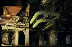 Historisch-Technisches Museum in Peenemünde - Kraftwerk Peenemünde; Usedom b (707) (Chironius) Tags: usedom mecklenburgvorpommern meklemburgiapomorze uznam deutschland germany allemagne alemania germania германия niemcy kraftwerk stahl peenemünde elektrizität