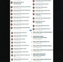 Lokasi Nobar: Update lokasi #nobar terbaru, hayati udah lelah nih updatenya... (lokasinobar) Tags: barcelona madrid city milan roma liverpool indonesia manchester real bayern la football chelsea soccer united bola arsenal serie juventus tottenham inter bareng psg liga epl suporter persija lokasi nonton persib a sepakbola nobar arema kuliner nonbar
