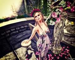 Sabrymoon wearing Belles Parisiennes Dress Floral and IT! Triumph Crown @ The Instruments (Two Too Fashion) Tags: sexy fashion style jewelry it sensual event secondlife crown casual chic jewels stylish elegance highfashion headpiece theinstruments casualchic fashiondress secondlifemodel elegantdress dressfloral chicoutfit fashiongown bellesparisiennes triumphcrown