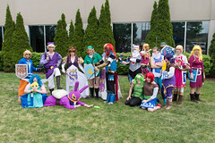 Anime North 2016 Legend of Zelda Sunday (1 of 29) (Xander Ashburn) Tags: ca toronto ontario canada cosplay loz legendofzelda animenorth2016