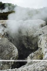 Wai-O-Tapu, Rotorua (Naomi Rahim (thanks for 2 million hits)) Tags: rotorua newzealand nz 2016 waiotapu northisland travel travelphotography nikon nikond7000 geothermal volcanic cave wanderlust nature landscape steam waiotaputhermalwonderland