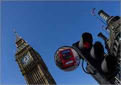 London - Brexit (Herv Marchand) Tags: london bigben clash londres gainsbourg brexit