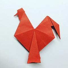 Origami Time! 26/53 Rooster # # # # # # #papiroflexia #origami #paper #paperfolding #fold #foldedbyme #foldoftheday #instaorigami #Summer #ElParaiso #Sunday #June #26 #2016 #Caracas #Venezuela #Chicoquick (chicoquick) Tags:       papiroflexia origami paper paperfolding fold foldedbyme foldoftheday instaorigami summer elparaiso sunday june 26 2016 caracas venezuela chicoquick