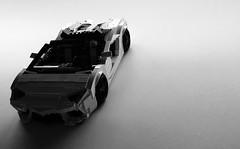 You know what it is (Luke-M) Tags: lego lp lamborghini roadster 7004 aventador legobro