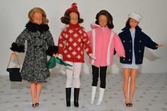 Mily de Gg (tatika2mag) Tags: fashiondoll tweed gg aprsski chamrousse petitmousse mily poupemannequin
