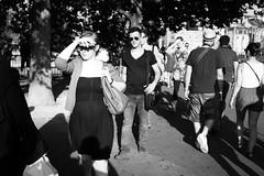 sun's too low (gato-gato-gato) Tags: street leica bw white black film blanco monochrome analog digital person schweiz switzerland abend flickr noir suisse sommer strasse zurich negro streetphotography pedestrian rangefinder august human streetphoto monochrom zrich svizzera sonne weiss zuerich blanc m6 manualfocus schwarz onthestreets passant mensch sviss leicam6 feierabend zwitserland mittwoch isvire zurigo streetphotographer fussgnger manualmode zueri strase filmisnotdead streetpic messsucher manuellerfokus gatogatogato fusgnger leicasummiluxm35mmf14 gatogatogatoch wwwgatogatogatoch streettogs believeinfilm mmonochrom leicammonochrom tobiasgaulkech
