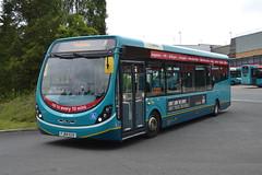 Arriva Wright Streetlite 3333 FJ64EUV - Telford (dwb transport photos) Tags: arriva wright streetlite bus 3333 fj64euv telford