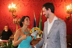 Hochzeit / Wedding Chiara & Vincent, Rome/Italy ( Philipp Hamedl) Tags: italien wedding italy rome roma happy italia hochzeit standesamt rom ehe glcklich heirat heiraten trauung