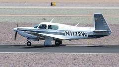 Mooney M20K N1172W (ChrisK48) Tags: 1982 aircraft airplane dvt kdvt m20 mooneym20k n1172w phoenixaz phoenixdeervalleyairport