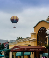 The Balloon from the Studios (k009034) Tags: travel paris building beautiful canon photography store disneyland disney studios disneylandparis disneylandresortparis disneylandresort waltdisneystudios beautifulearth