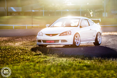 Shak's Honda Integra Type R (Berty.) Tags: sunset honda photography nikon media glow photographer albert wing s automotive r type desmond berty integra dc5 mugen facelift vtec nghiem regamaster