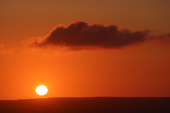 Sunset from Wideford Hill, Orkney. (Craig Taylor - Orkney) Tags: sunset orkney