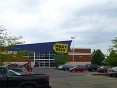 Best Buy in Wooster, Ohio (Fan of Retail) Tags: road ohio retail mall shopping center best buy burbank stores wooster milltown 2013