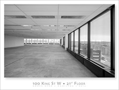 100 King St W  21st Floor (Light Forger) Tags: city ontario canada money west tourism public work buildings photography office construction nikon king commerce view floor 21 w hamilton landmarks cubicle tourists adventure business explore event entertainment restore vista restoration renovation build offices businesses doorsopen uncover revovation lightforger 100kingstwest