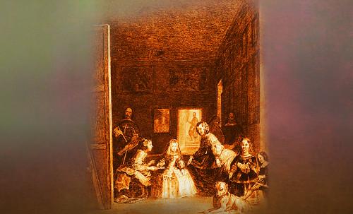 """Meninas, iconósfera de Diego Velazquez (1656), estudio de Francisco de Goya y Lucientes (1778), paráfrasis y versiones Pablo Picasso (1957). • <a style=""""font-size:0.8em;"""" href=""""http://www.flickr.com/photos/30735181@N00/8747978178/"""" target=""""_blank"""">View on Flickr</a>"""