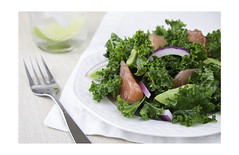 kale salad (jeremi.rebecca) Tags: avocado salad raw grapefruit kale redonion kalesalad