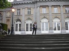 The Colonial Palace in Tervuren (Yoav Lerman) Tags: belgium colonial palace tervuren lerman