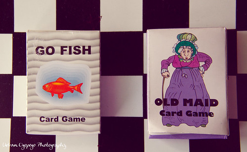 go fish / old maid