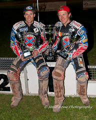 141 (the_womble) Tags: sony somerset super pairs premier league speedway a700 7even