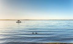 Late Summer, Point Chevalier (Den Rob) Tags: summer water nikon dusk calm auckland pointchevalier d600 sigma35mmart